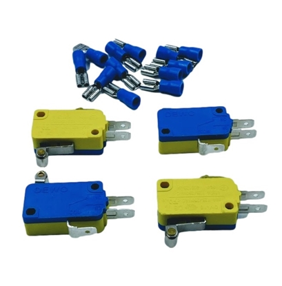 Picture of Short Lever Limit Switch (4 pack)