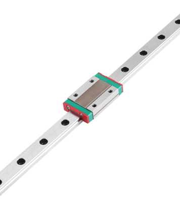 Picture of 250mm Linear Slide & Block