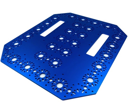 Picture of Robot Base Plate (288mm x 336mm x 3mm)