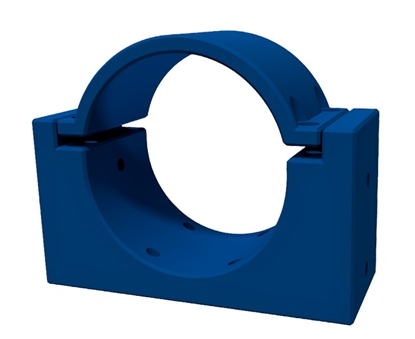 Picture of Motor Mount Clamp Kit