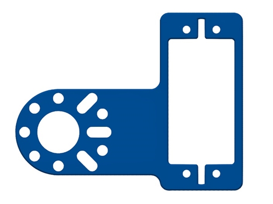 Picture of Servo Mount Offset Plate