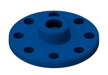 Picture of Servo Horn  25T