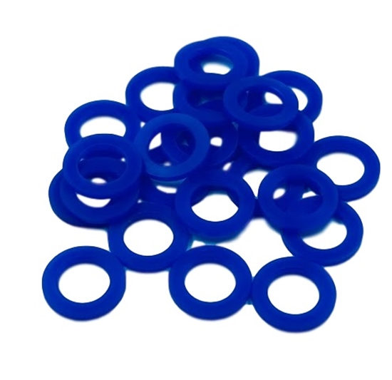 Picture of Shaft Spacer 1mm - Nylon (24 pack)