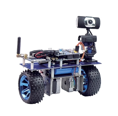 Picture of SR-Hover Self Balancing Robot
