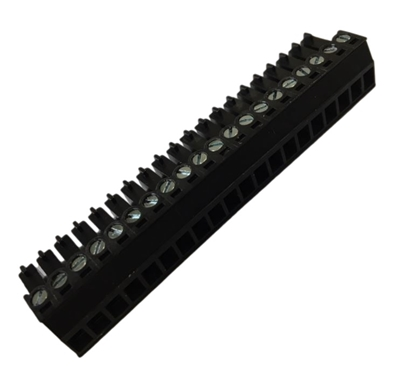 Picture of myDAQ 20 Pin Screw Terminal Block Connector